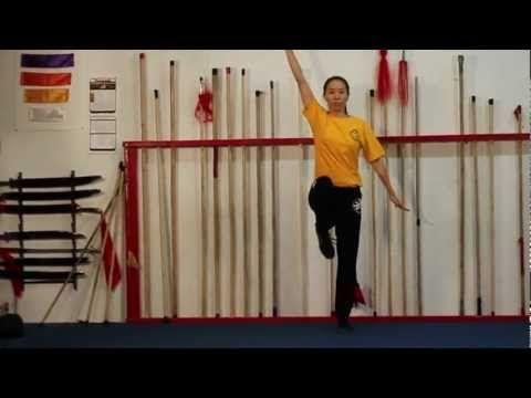 Wushu Stretch Kicks Online Distance Education Course