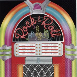 50s Party Rock and Roll Juke Box
