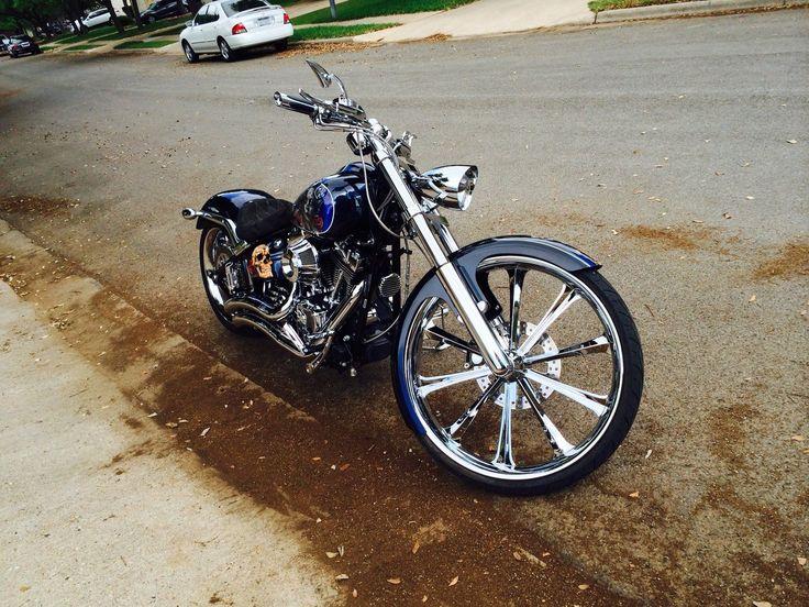 2013 Custom Harley Davidson Breakout Arlen Ness Rad 3