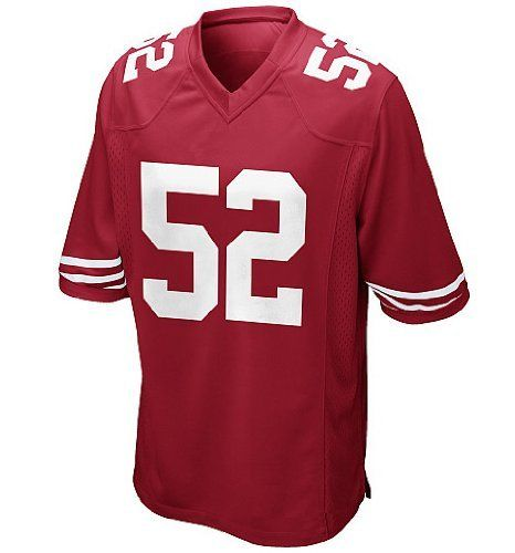 Willis Jersey San Francisco 49ers Patrick Willis Color Red Elite Jerseys (48(XL)) by NFL. $69.99. Thank you for coming to our store, We store the name: 1st DOING, our shipping options : DHL, more quickly let you receive the goods, the goods we will inform you, let you know timely tracking ship,  In the us fill the tracking number, need to query the friend please to DHL trace waybill number, you have any questions please tell us in time, when you received the goods, pl...