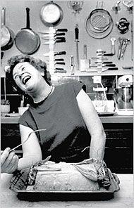 Julia Child: joie de vivre.