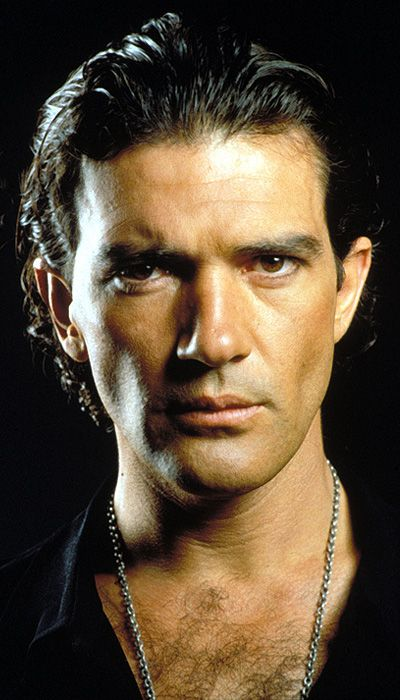 Antonio Banderas. Ugh. It's disturbing how gorgeous this man is!! He's a good actor too : )