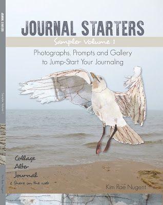 RAEvN's Nest: JOURNAL STARTERS: Sampler 1 - PREVIEW