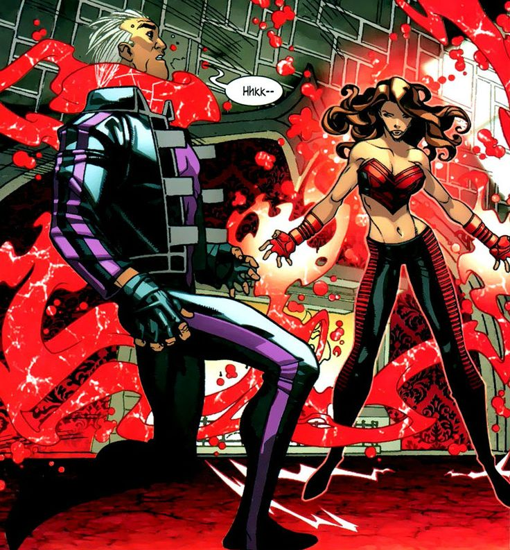 scarlet witch and quicksilver ultimates wwwimgkidcom