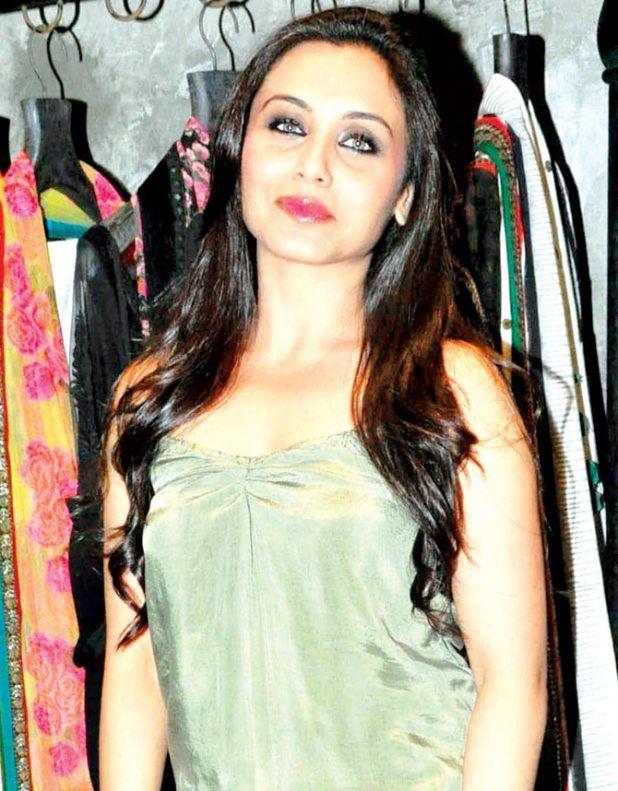 "Rani Mukerji starts shooting for her comeback film ""Hichki"""