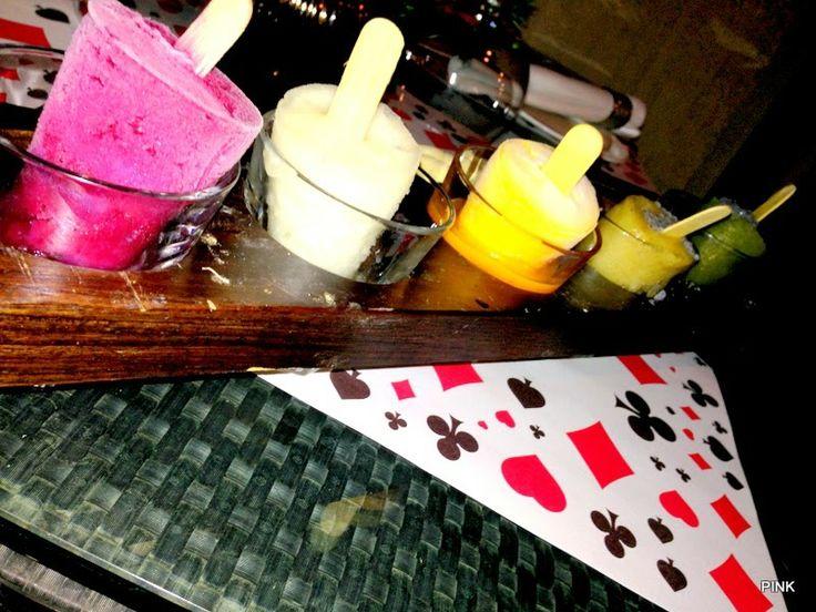 Bhakti Diaries : Chakhna Menu Launch at Punjab Grill Ice gola - chuski