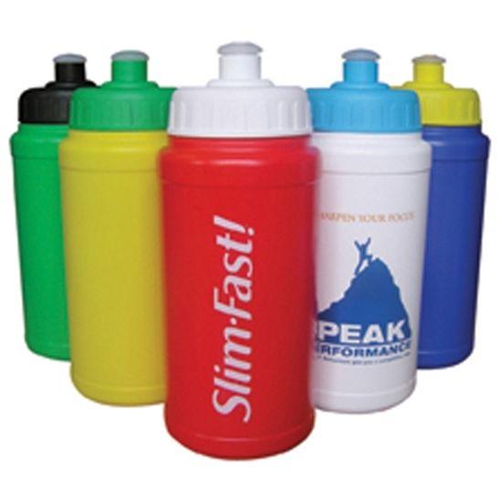 Baseline Bottle 500ml by Premier Print & Promotions Ltd. #sportsbottle #waterbottle #promotionalproducts #promoproducts #premierpandp