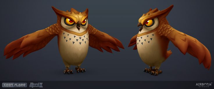 Ingame model of 'Twisted Archimedes' for Royal Revolt 2,  made at Airborn Studios, for Keen Games / Flare Games. Concept by Mario Manzanares