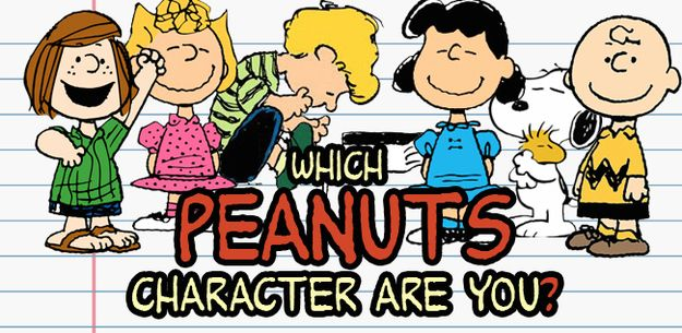 "Which ""Peanuts"" Character Are You? ... I got Schroeder... sounds about right."