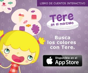 Busca los colores con Tere! Tere en el mercado  Disponible en el App Store!   Find the Colors with Terka!      Terri at the Market - An Interactive Cartoon Storybook for Children By ONCE Digital Arts is out now!  Available from the App Store for iPad, prepared for the new kids category! Suited for all Ages!