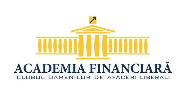 Clubul Oamenilor de Afaceri Liberali Sector 6 organizeaza miercuri, 12 februarie,incepand cu ora 13:00, lansarea proiectului Academia Financiara, ce va avea loc in sala de festivitati a Colegiului T