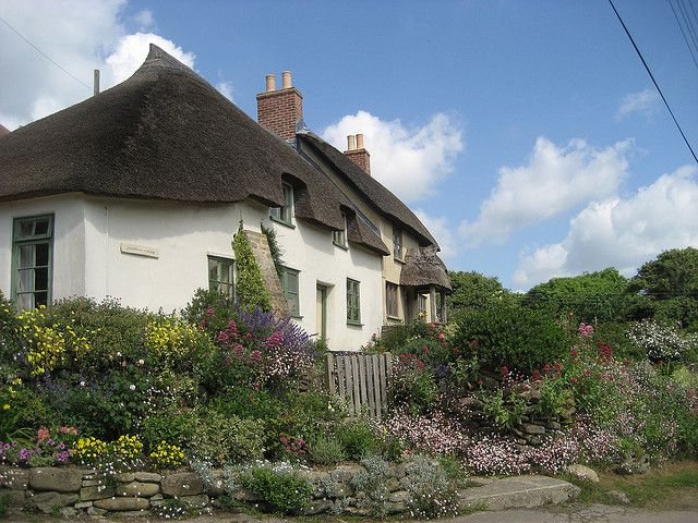 dorset cottage by Portia and Paul on Flickr