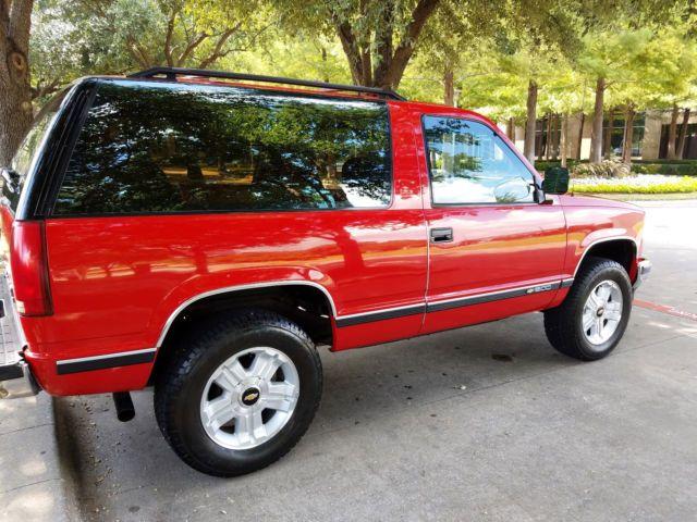 2 Door Blazer Garage Queen Chevy Tahoe Chevy Suv Classic Cars Trucks Chevy