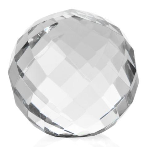 Z Gallerie - Faceted Crystal Sphere