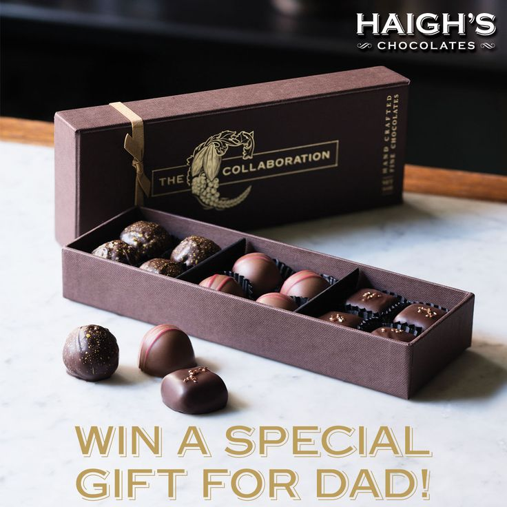 Win a great gift for Dad!