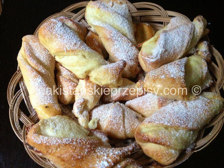 Pyszne drozdzowe paluchy z serem :)