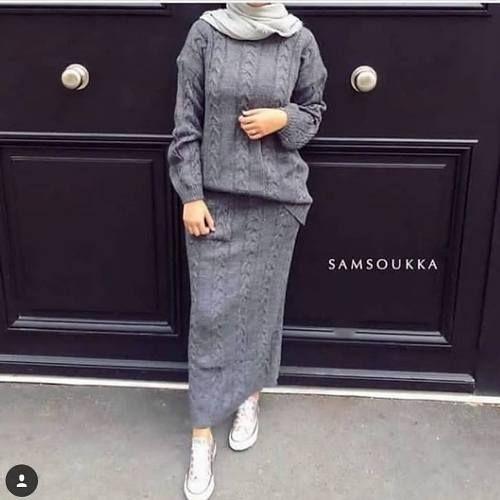 Stylish winter selfies hijab styles – Just Trendy Girls - Sassenach Winchester