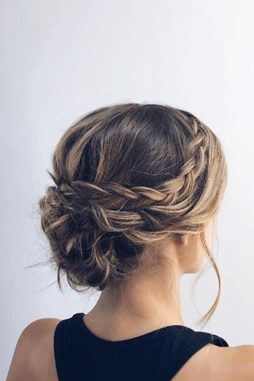 The 48 Prettiest Hairstyles of Wedding Day