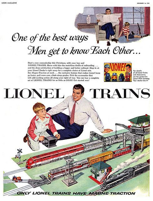 .my husband has some of these old trains and one of my cousins had a big train display set up in the basement. We always loved going over to watch him run it.