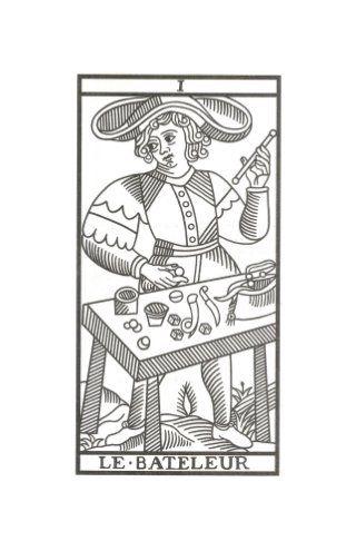 El Mago Tarot de Marsella de Jodowrosky
