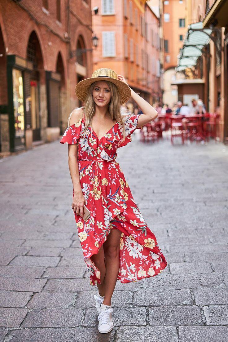 Dress – Bershka / Shoes – Adidas / Hat – F&F / Phone – Huawei P10