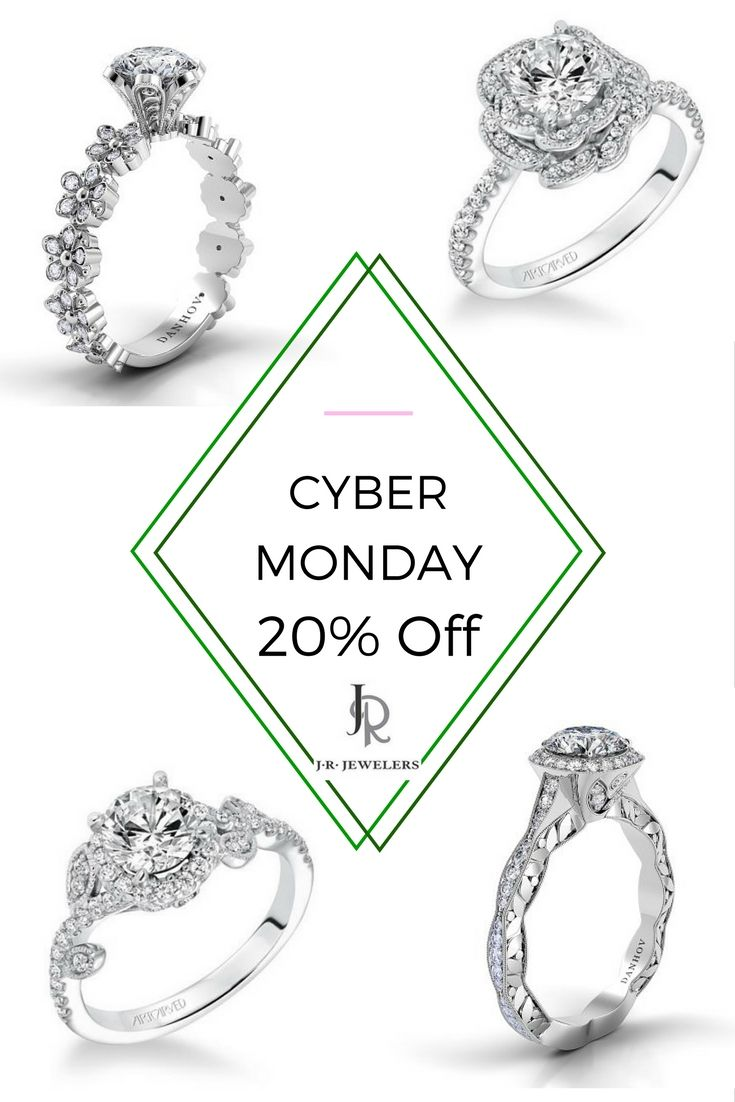Shop Now At Www Jrjewelers Com And Get 20 Off For Cyber Monday Floral Design Engagement Ring Wedding Rings Engagement Engagement Rings