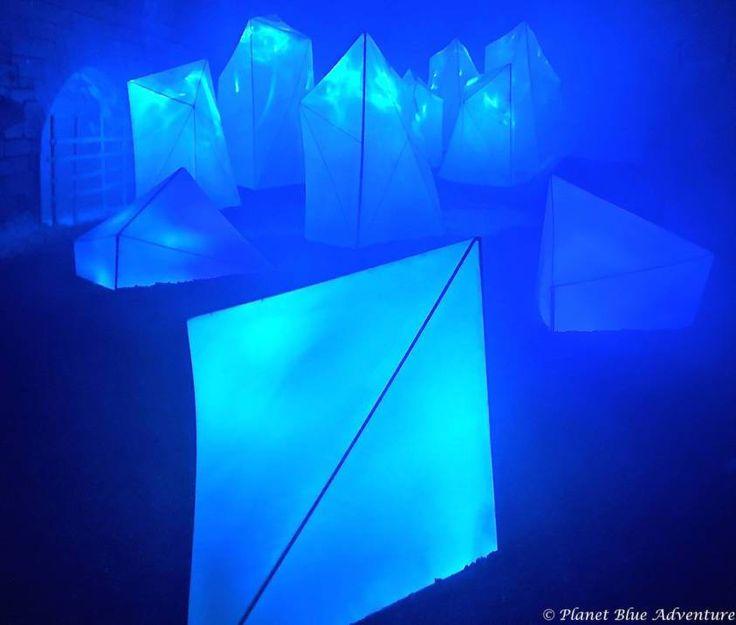 Lumina Borealis Art Install
