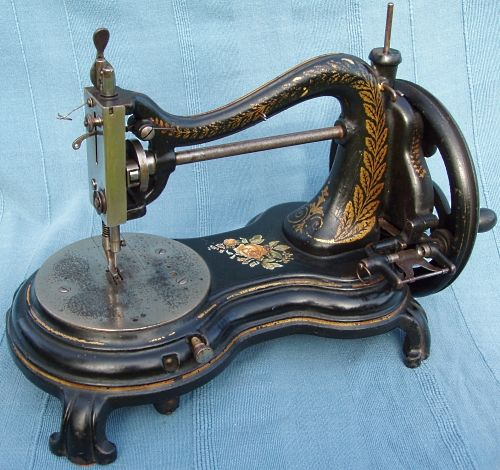 Howe sewing machine dating 5
