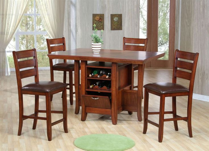 25+ Best Ideas About Tall Kitchen Table On Pinterest | Small