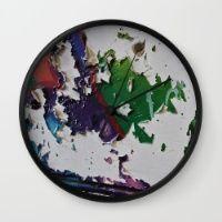 Peel Wall Clock Keep time with stylishly designed wall clocks.