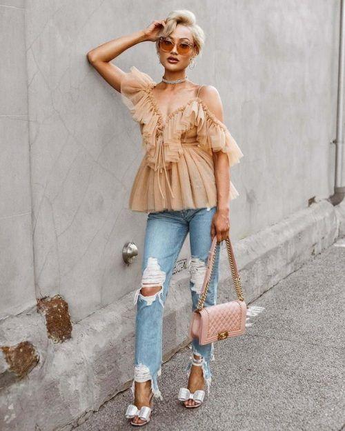 Мода и трендыМодные женские шорты 2019