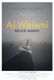 Ai Weiwei: Never Sorry / HU DVD 10873 / http://catalog.wrlc.org/cgi-bin/Pwebrecon.cgi?BBID=12320850