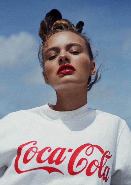 Crush   Abbiss Hair for KMS California   Photography Romain Duquesne @ Sync   oystermag.com