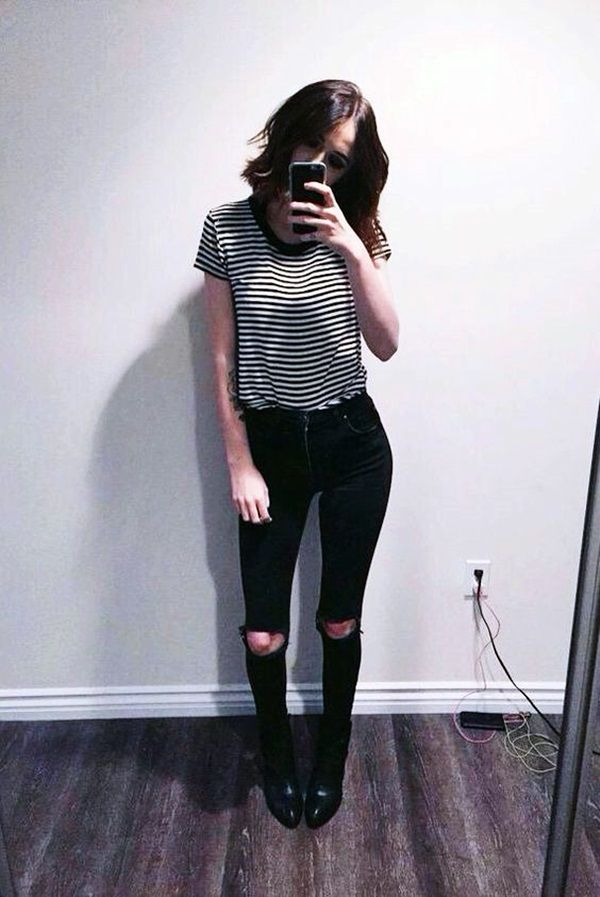 45 Cute Hipster Outfits Worth Trying in 2016                              …