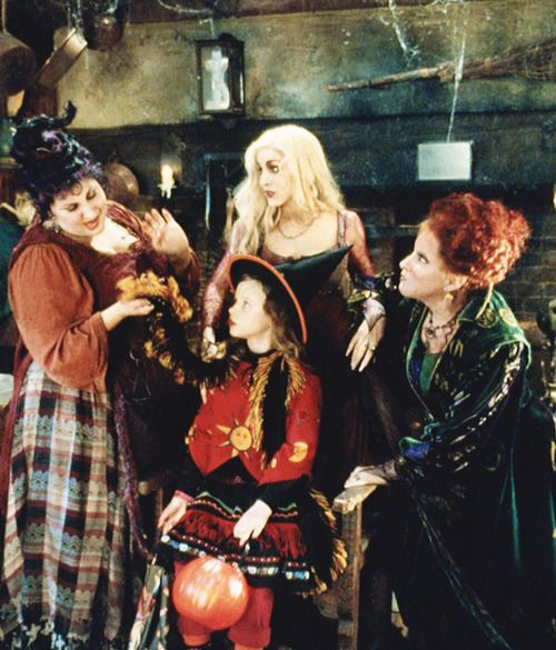 Hocus Pocus; one of my favorite kids halloween movies