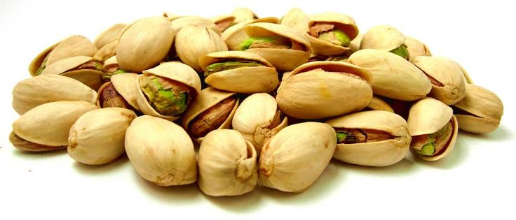 Pistachios have been shown to be effective in preventing lung cancer, as well as other types of cancer. In addition, this cholesterol-free nut is a great source of phosphorus, which helps strengthen bones and teeth. Pistachios are very high in fiber, too. In fact, they boast one of the highest fiber contents of all nuts. They have one of the highest amount of antioxidants, also high in lutein—an antioxidant proven to prevent macular degeneration.