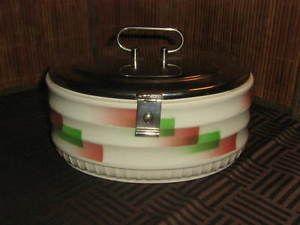 Antike Keksdose Artdeco Deckeldose Keramik Dose Shabby Chic Antik Vintage Teil | eBay