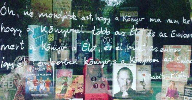 Egy könyvesbolt, ami rendhagyó módon csábítja be a vevőket - Marketingből csillagos ötös! | Femcafe