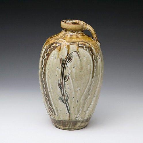 Mike Dodd - One Handled Bottle Vase
