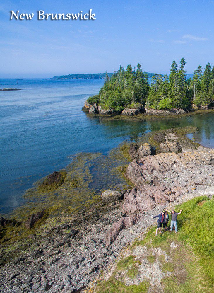We actually think we could live in New Brunswick. (And we can't say that about most of the places we've visited during our travels!) Click the photo to find out why.