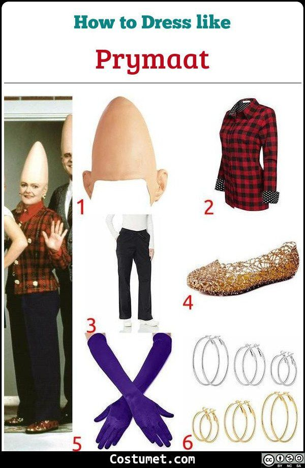 Snl Halloween 2020 Coneheads (SNL) Costume for Cosplay & Halloween 2020 | Red