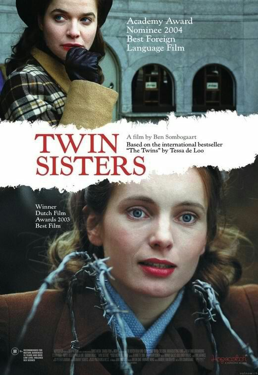 BEST FOREIGN LANGUAGE FILM NOMINEE: Twin Sisters (from The Netherlands)