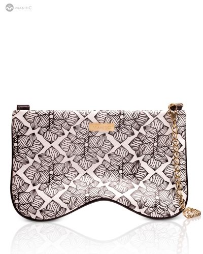 Orchid Printed #Clutch