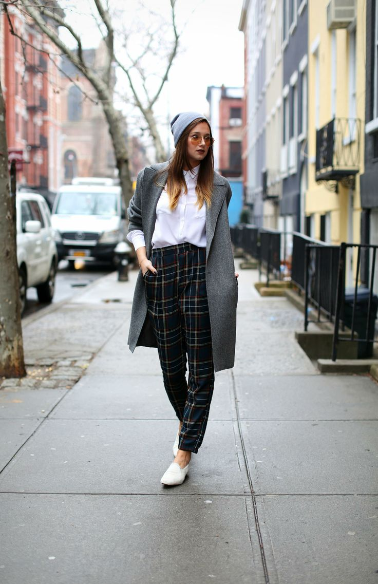 Danielle from We Wore What in the By The Book Trouser Pant (http://www.nastygal.com/product/by-the-book-trouser-pant)