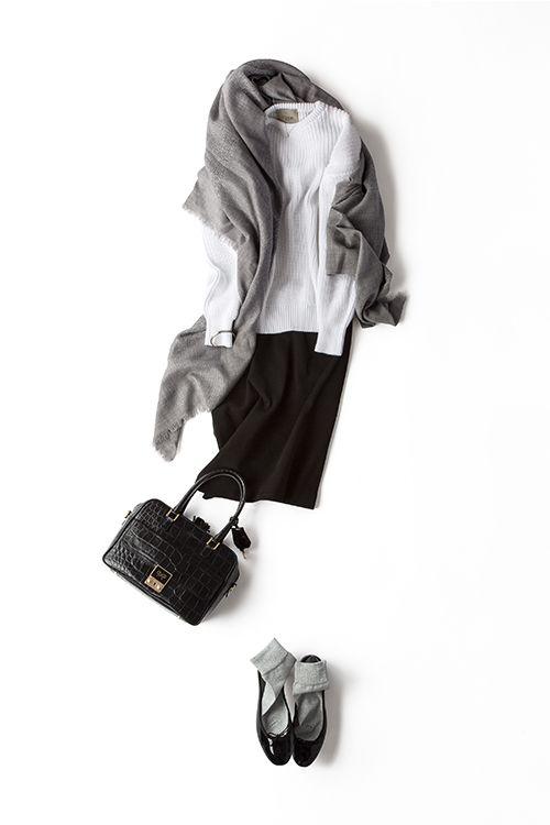 Kyoko Kikuchi's Closet | ジャージータイトをキュートに着たい!