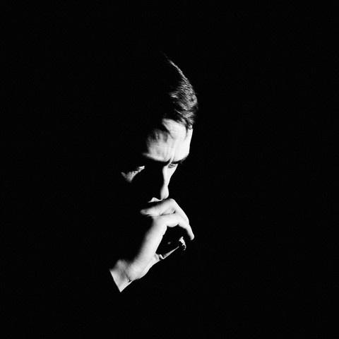 Jacques Brel        © Pierre Fournier