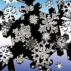 Snowflake by AdrianaMijaiche