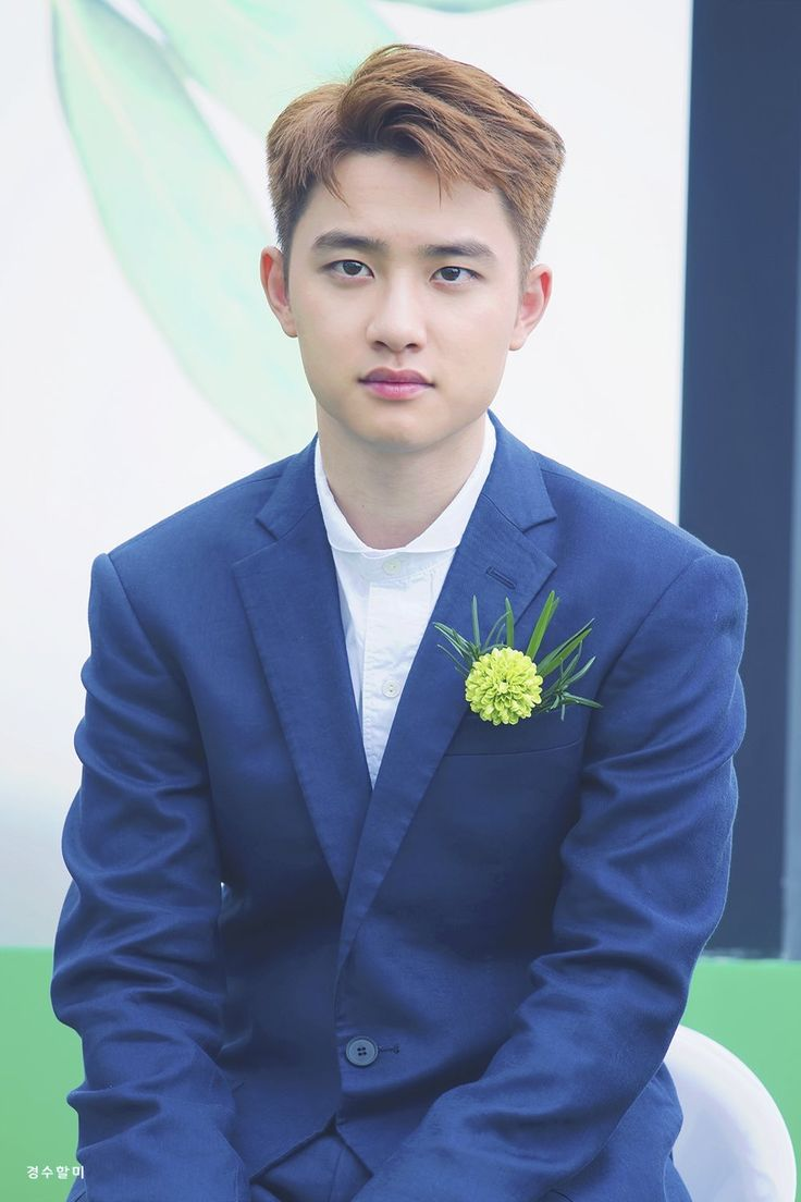 D.O. - 170718 Fourth Regular Album 'The War' comeback press conference