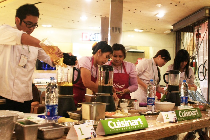 Cuisinart Competition on Jakarta