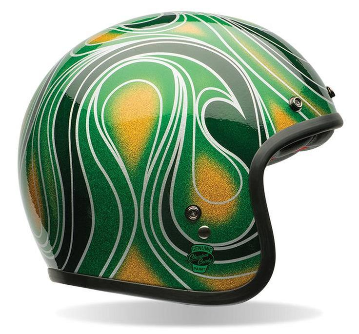 Custom 500 Chem Candy Mean Green Helmet for sale in Victoria, TX | Dale's Fun Center (866) 359-5986